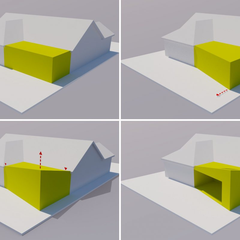 models showing contextual response development
